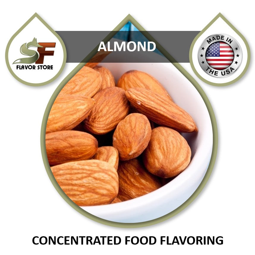Almond Flavor Concentrate 1oz