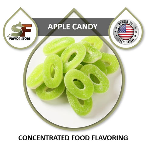 Apple (candy) Flavor Concentrate 1oz