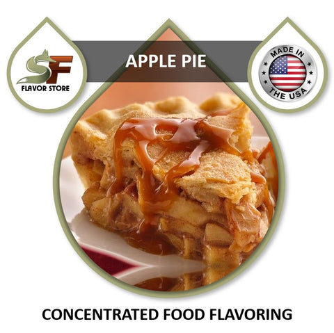 Apple Pie Flavor Concentrate 1oz