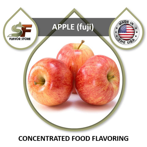 Apple (fuji) Flavor Concentrate 1oz