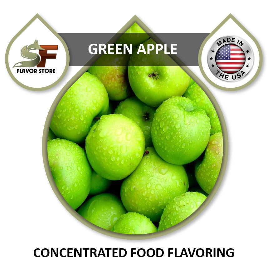Apple (green) Flavor Concentrate 1oz