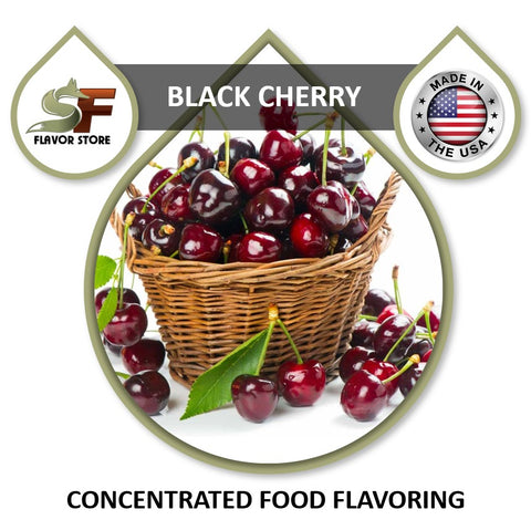 Black Cherry Flavor Concentrate 1oz