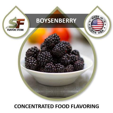 Boysenberry Flavor Concentrate 1oz