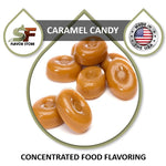 Caramel Candy Flavor Concentrate 1oz