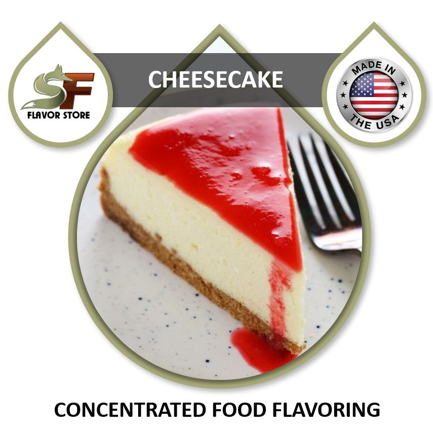 Cheesecake Flavor Concentrate 1oz