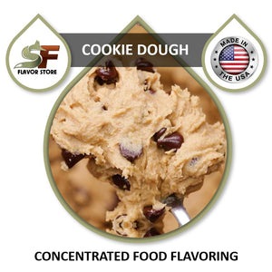 Cookie Dough Flavor Concentrate 1oz