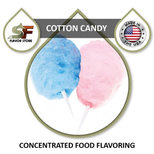 Cotton Candy Flavor Concentrate 1oz