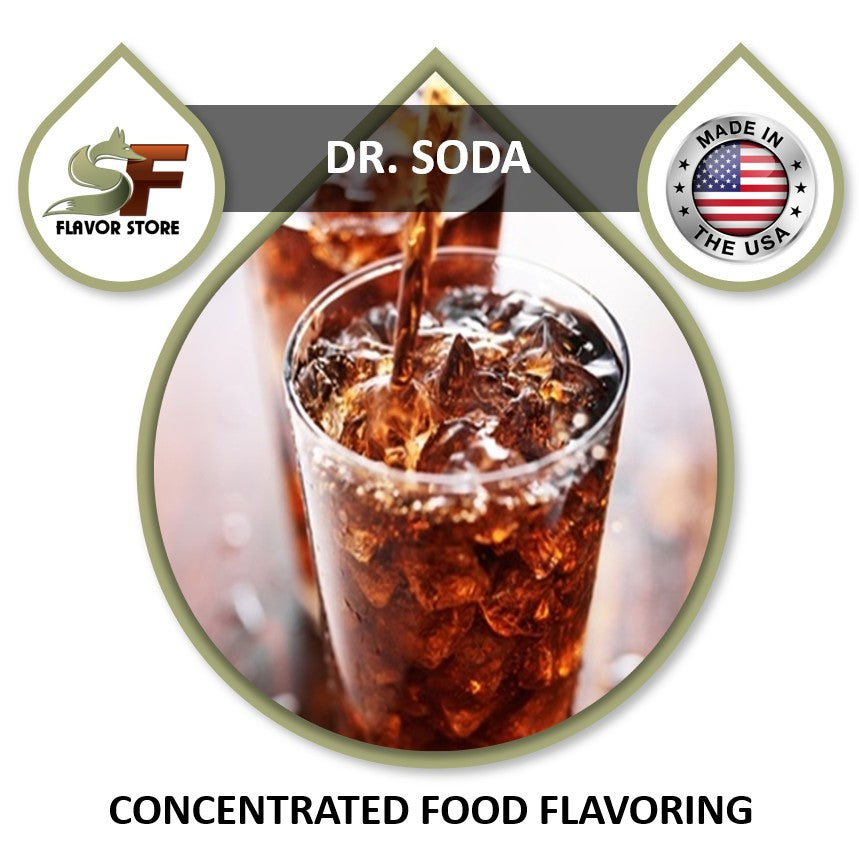 Dr. Soda Flavor Concentrate 1oz