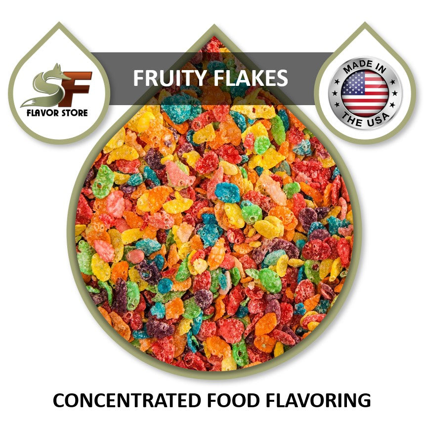Fruity Flakes Flavor Concentrate 1oz