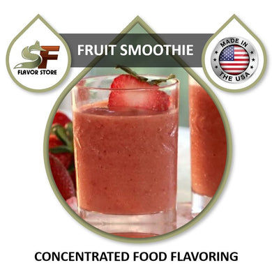 Fruit Smoothie Flavor Concentrate 1oz