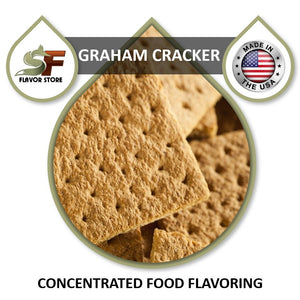 Graham Cracker Flavor Concentrate 1oz