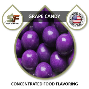 Grape Candy Flavor Concentrate 1oz