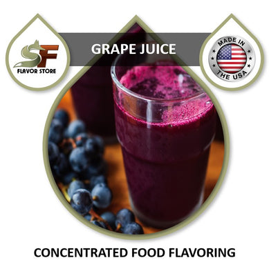 Grape Juice Flavor Concentrate 1oz