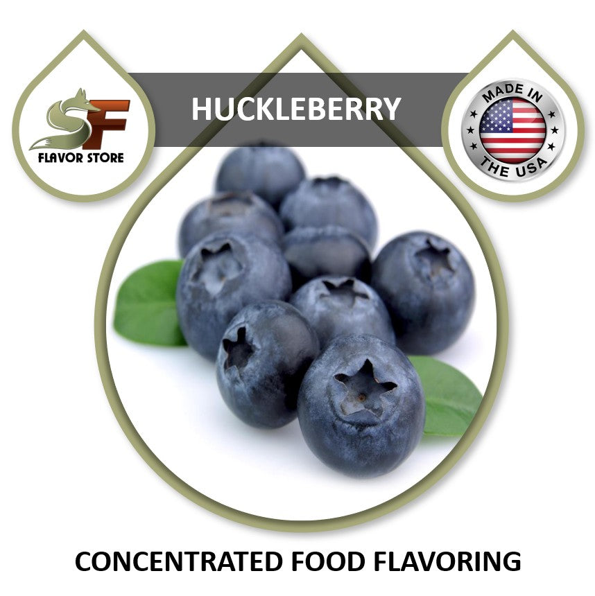 Huckleberry Flavor Concentrate 1oz