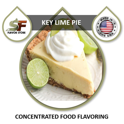 Key Lime Pie Flavor Concentrate 1oz