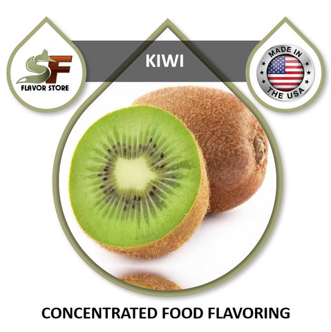 Kiwi Flavor Concentrate 1oz