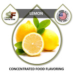 Lemon Flavor Concentrate 1oz