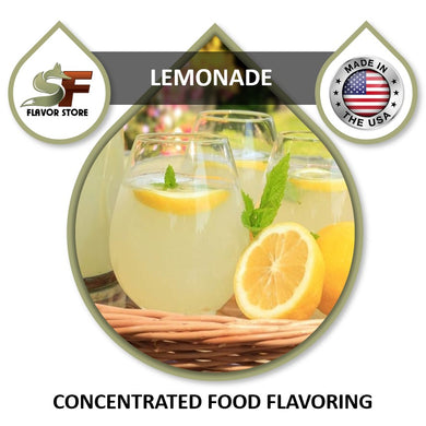 Lemonade Flavor Concentrate 1oz