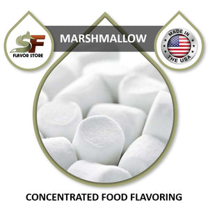 Marshmallow Flavor Concentrate 1oz