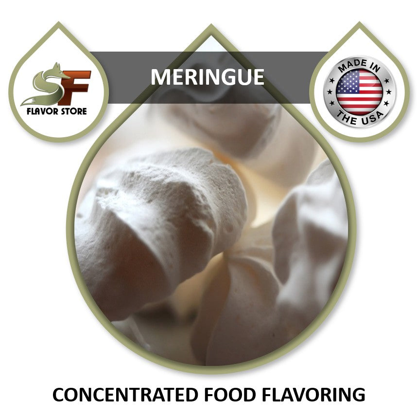 Meringue Flavor Concentrate 1oz