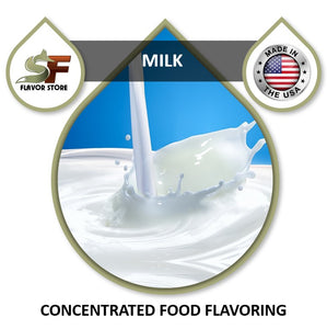 Milk Flavor Concentrate 1oz