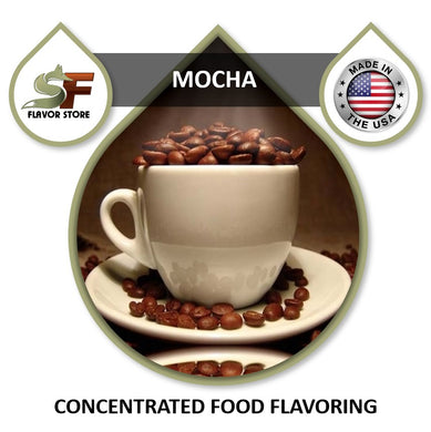 Mocha Flavor Concentrate 1oz