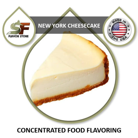 New York Cheesecake Flavor Concentrate 1oz
