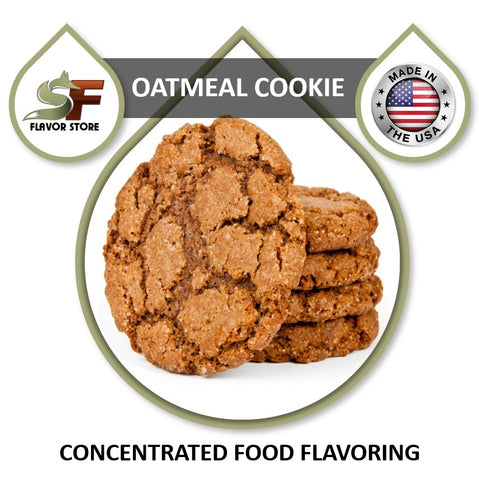Oatmeal Cookie Flavor Concentrate 1oz