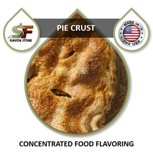 Pie Crust Flavor Concentrate 1oz
