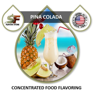 Pina Colada Flavor Concentrate 1oz