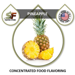 Pineapple Flavor Concentrate 1oz