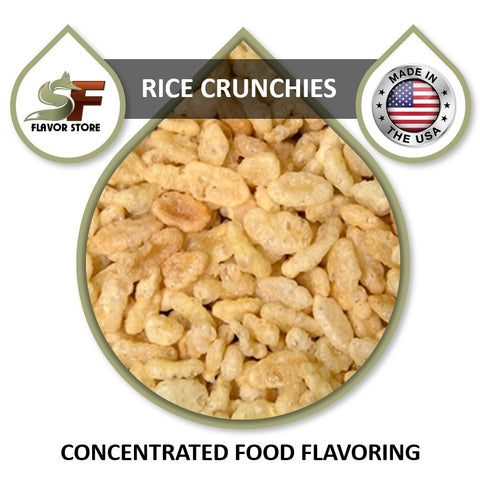 Rice Crunchies Flavor Concentrate 1oz