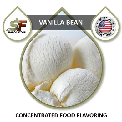 Vanilla Bean Flavor Concentrate 1oz
