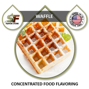 Waffle Flavor Concentrate 1oz