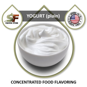 Yogurt Flavor Concentrate 1oz