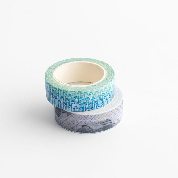 Washi Tapes - Kallang Wave + Sports Hub