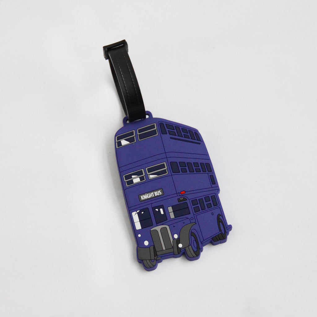 Knight Bus Luggage Tag