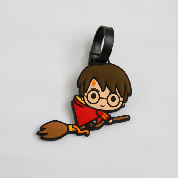 Harry Potter Flying Luggage Tag