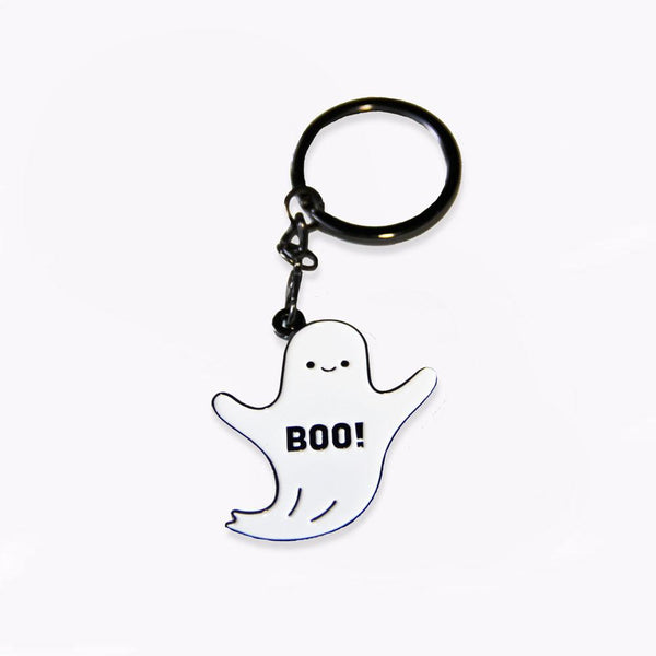 CLAN Badge Keychain - Boo