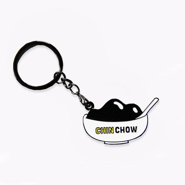 CLAN Badge Keychain - Chin