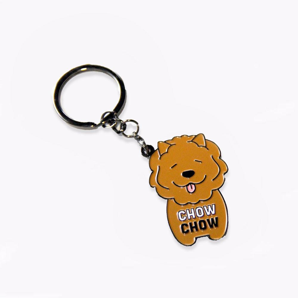 CLAN Badge Keychain - Chow