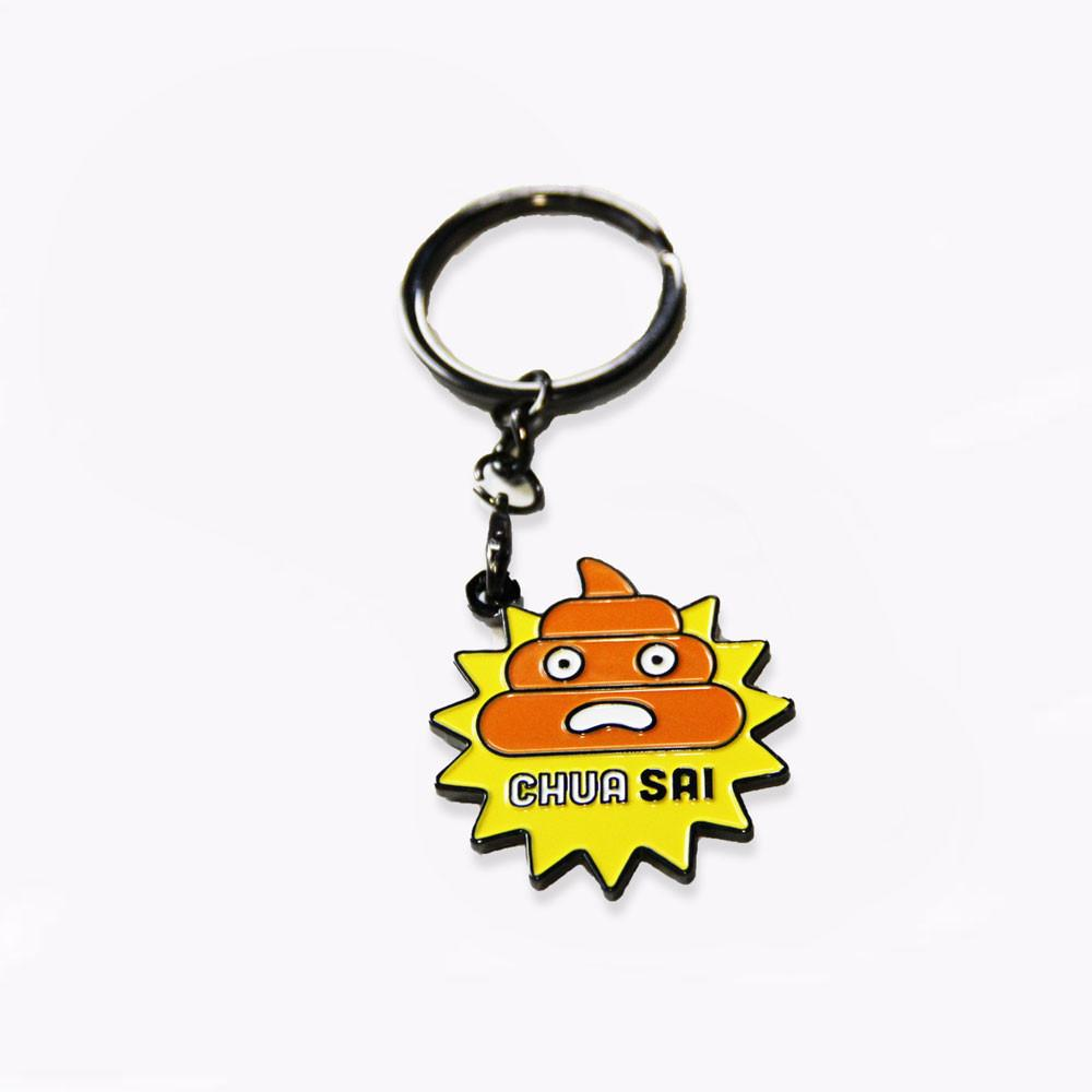 CLAN Badge Keychain - Chua