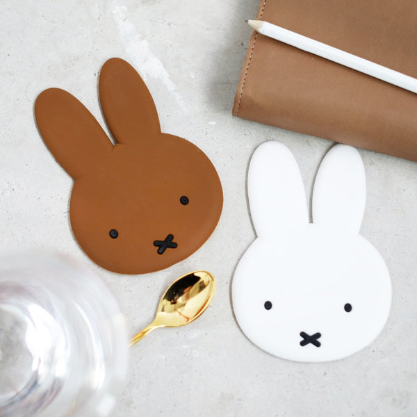 Miffy Silicone Coaster Set
