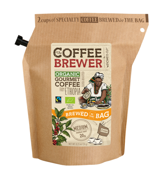 CoffeeBrewer - Ethiopia