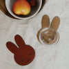 Miffy Leather Coaster (set of 2)