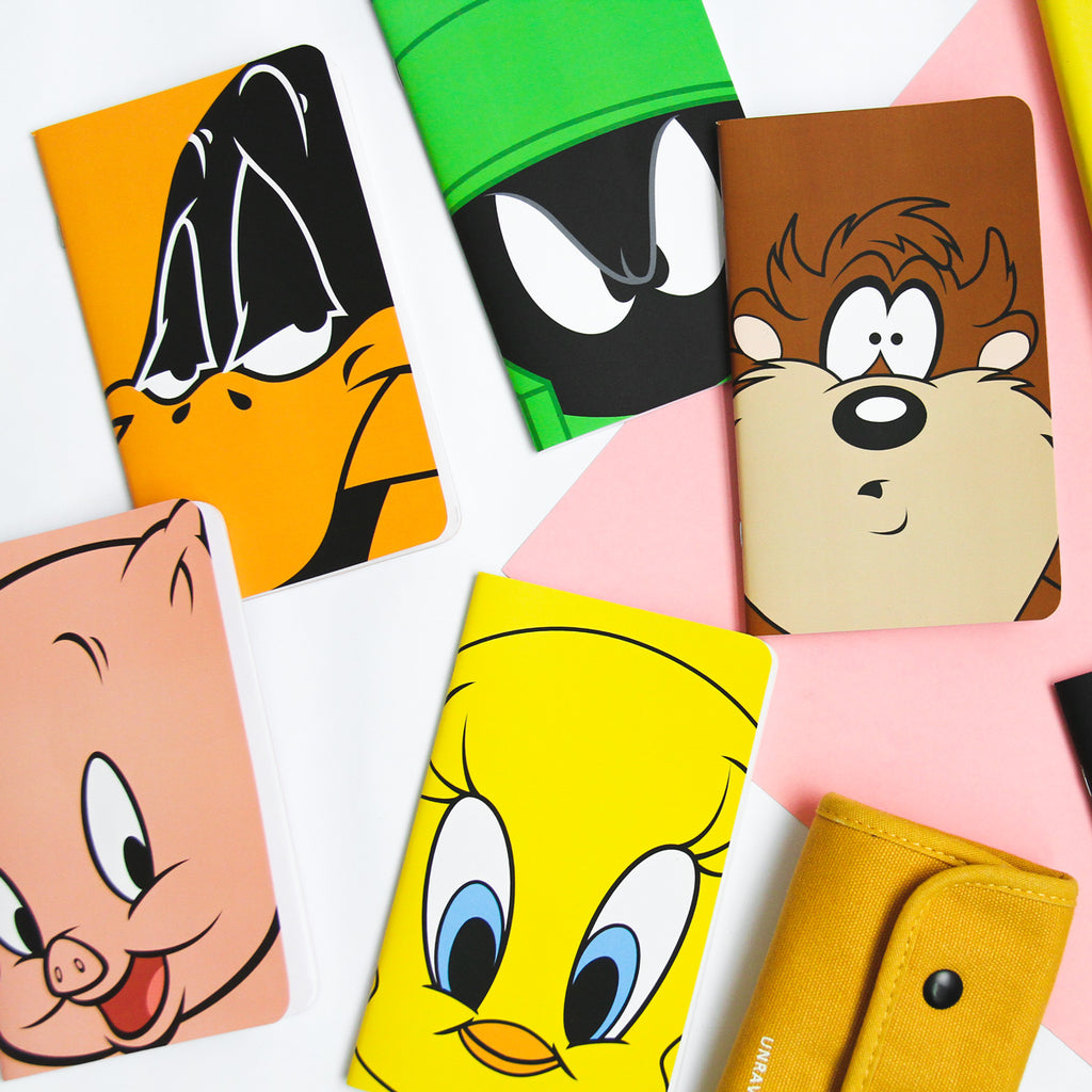 Looney Tunes Mini Notebooks