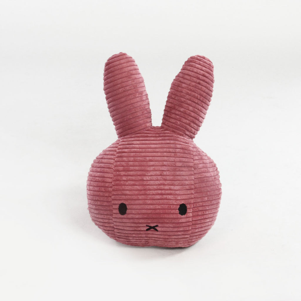 Miffy Head Cushion - Corduroy