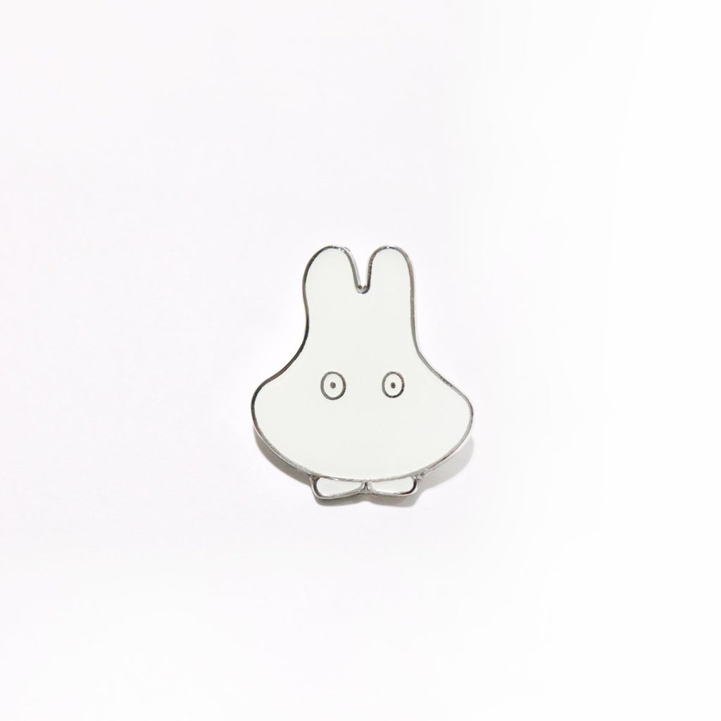 Miffy Pin - Glowy Ghost