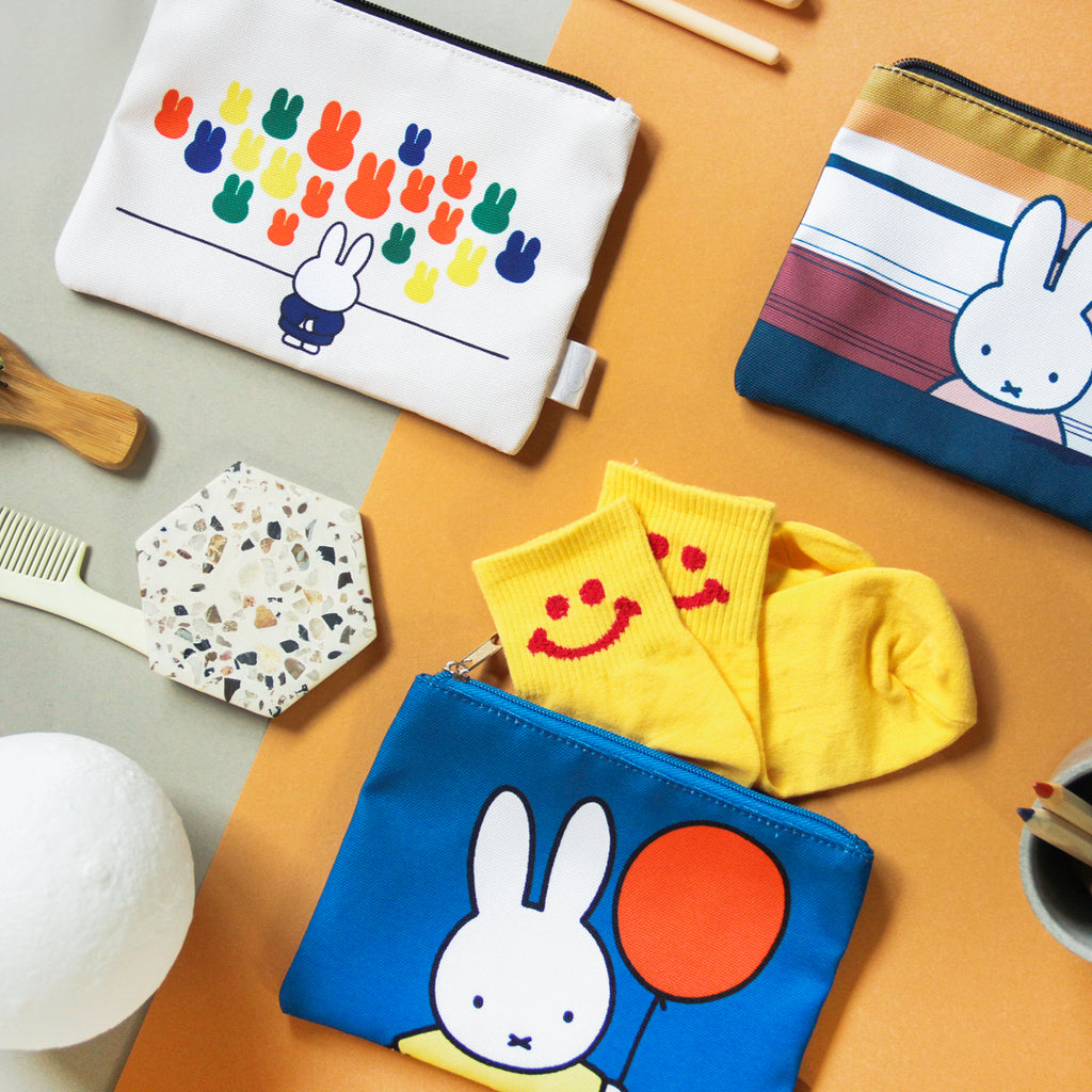 Miffy Zip Pouch
