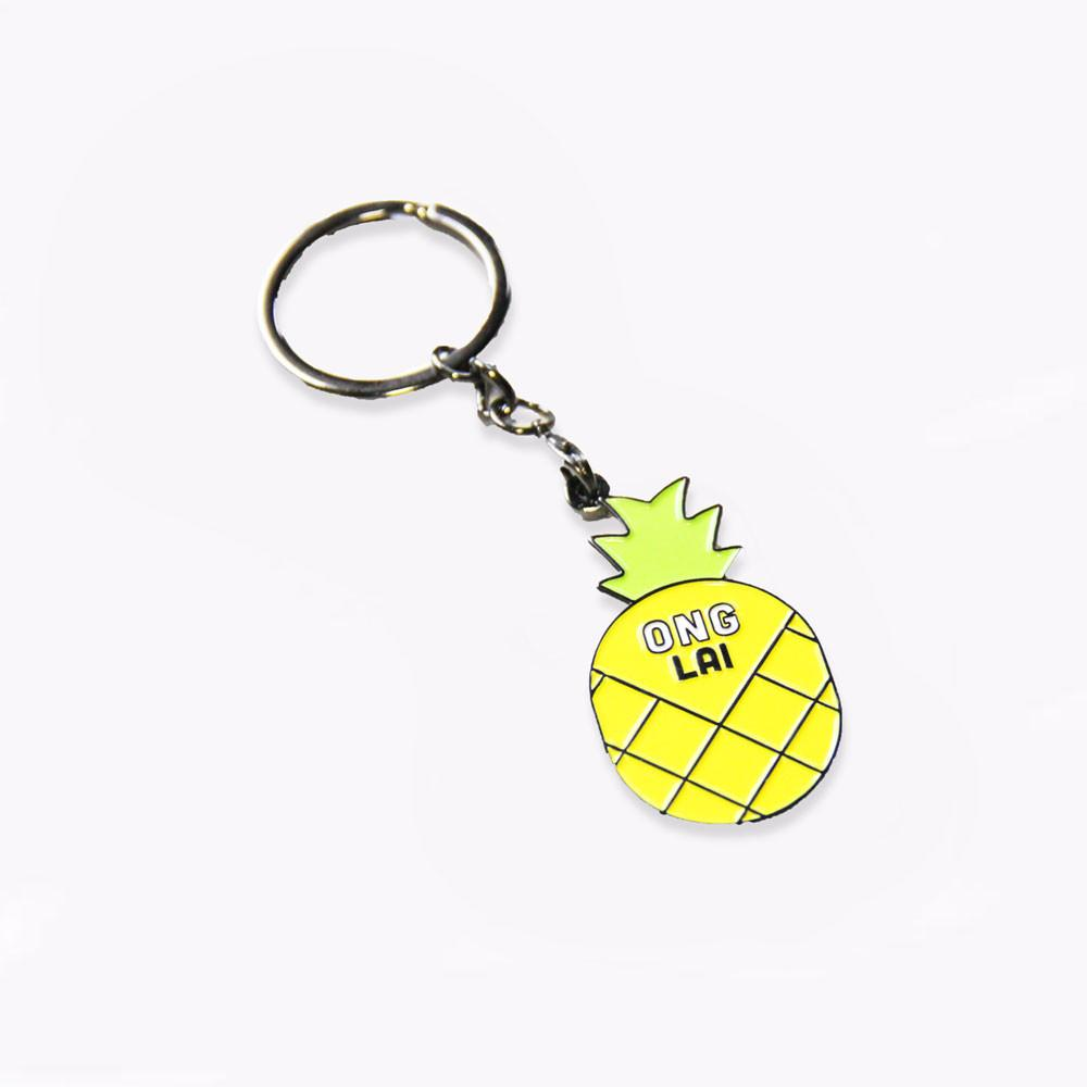 CLAN Badge Keychain - Ong